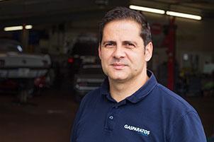 Nico Gasparatos